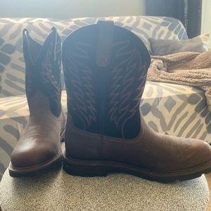 ARIAT men's work boots